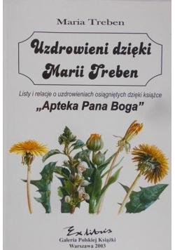 Uzdrowieni dzięki Marii Treben