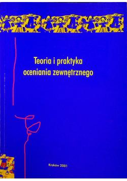 Teoria i praktyka oceniania zewnętrznego