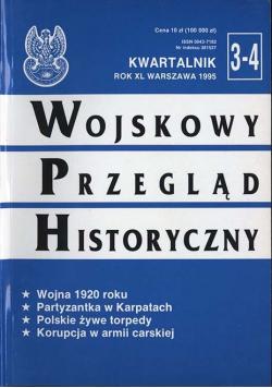 Kwartalnik 3 - 4 wojskowy przegląd Historyczny