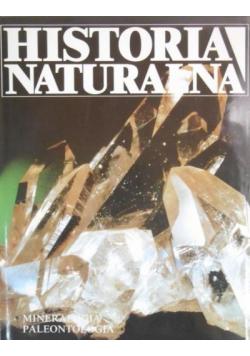 Historia naturalna Mineralogia paleontologia