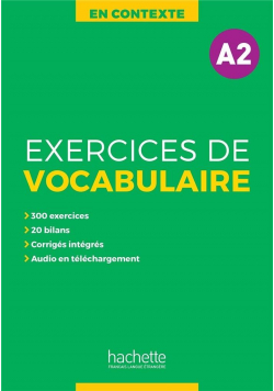 En Contexte: Exercices de vocabulaire A2 podr