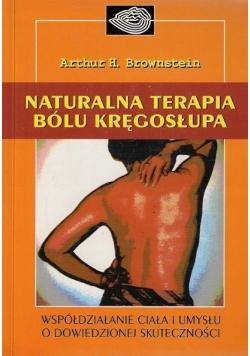 Naturalna terapia bólu kręgosłupa