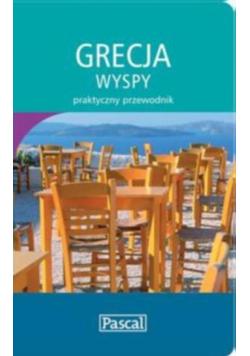 Praktyczny przewodnik - Grecja Wyspy PASCAL
