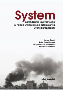 System zarządzania kryzysowego w Polsce w...