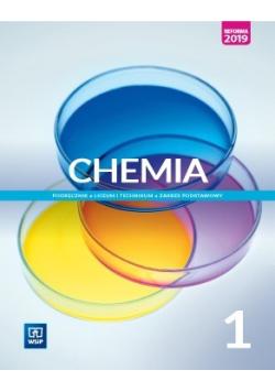 Chemia 1 Podręcznik Liceum i technikum zakres podstawowy