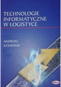 Technologie informatyczne w logistyce