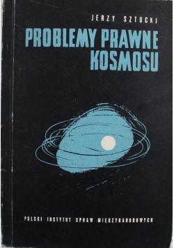 Problemy prawne kosmosu