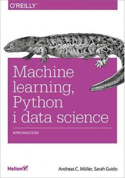 Machine learning, Python i data science