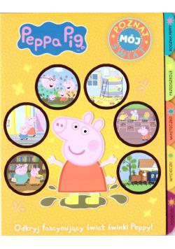 Świnka Peppa. Poznaj mój świat