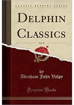 Delphin Classics reprint z 1825r.