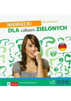 Niemiecki dla całkiem zielonych + CD