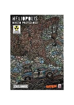 Strefa komiksu T.33 Heliopolis miasto przyszłości