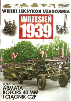 Wielki leksykon uzbrojenia Wrzesień 1939 Tom 19