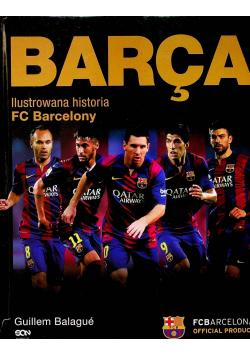 Barca Ilustrowana historia FC Barcelony