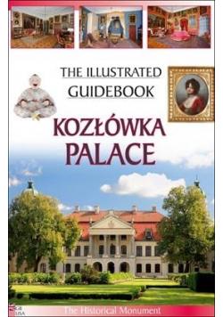 Przewodnik ilustrowany Pałac w Kozłówce w.ang.