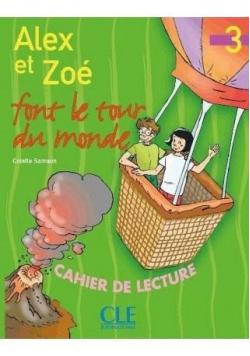 Alex et Zoe 3 Zeszyt lektur