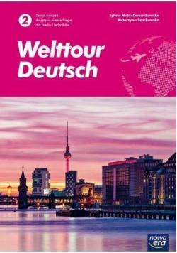 Welttour Deutsch 2 Zeszyt ćwiczeń