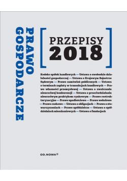 Prawo gospodarcze Przepisy 2018