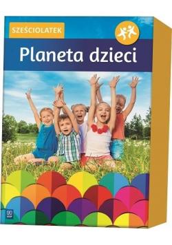 Planeta dzieci. Sześciolatek. BOX WSiP