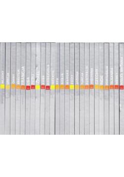 Cuda świata 100 kultowych rzeczy  zjawisk miejsc  25 tomów