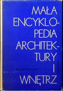 Mała encyklopedia architektury i wnętrz