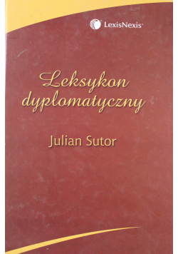 Leksykon Dyplomatyczny