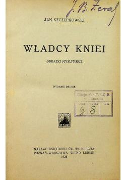 Władcy kniei 1925 r.