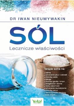 Sól. Lecznicze właściwości w.2019
