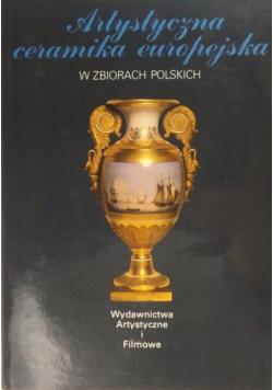Artystyczna ceramika europejska