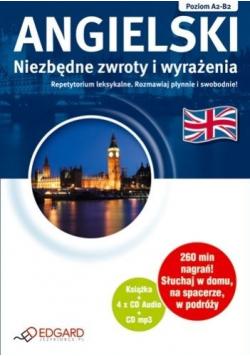 Angielski Niezbędne zwroty i wyrażenia Poziom A2 B2