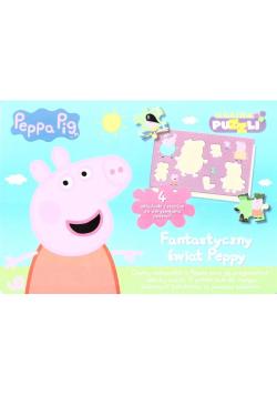 Świnka Peppa. Fantastyczny świat Peppy