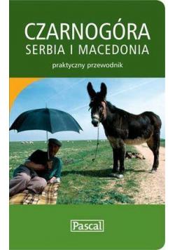 Praktyczny przewodnik - Czarnogóra, Serbia PASCAL