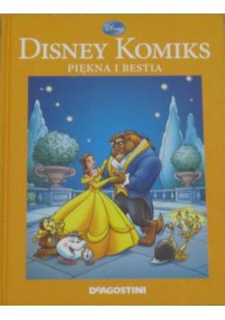 Disney Komiks Piękna i Bestia