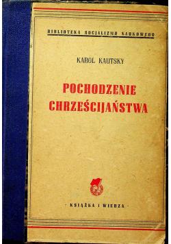 Pochodzenie chrześcijaństwa 1950 r