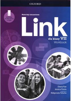 Link 7 Materiały ćwiczeniowe z dostępem do Online Practice