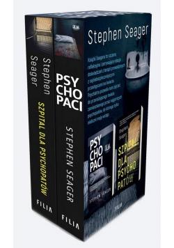 Pakiet: Psychopaci / Szpital dla psychopatów