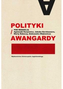 Polityki / Awangardy