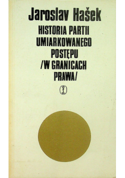 Historia partii umiarkowanego postępu