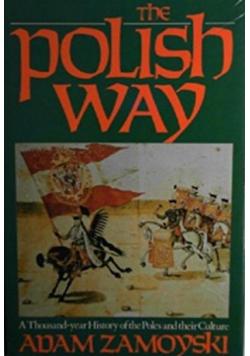 The Polish way Dedykacja Zamoyski