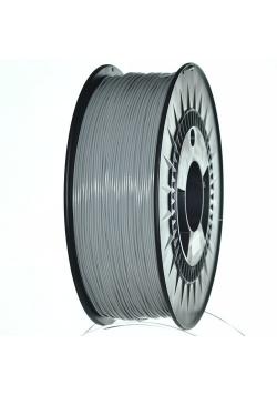 Filament PLA 1kg - szary