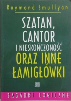 Szatan Cantor i nieskończoność oraz inne łamigłówki