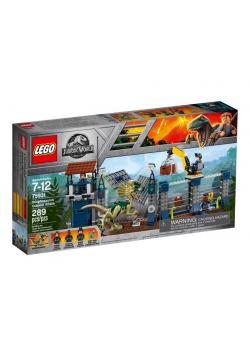 Lego JURASSIC WORLD 75931 Ataka dilofozaura
