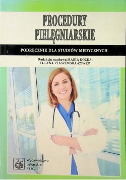 Procedury pielęgniarskie