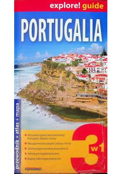 Portugalia przewodnik