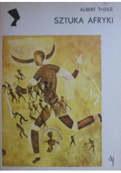 Sztuka Afryki