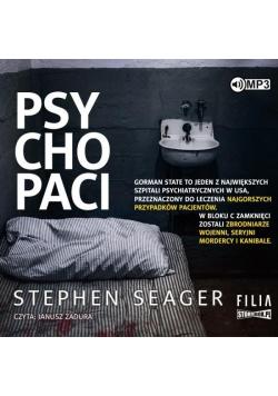 Psychopaci. Audiobook