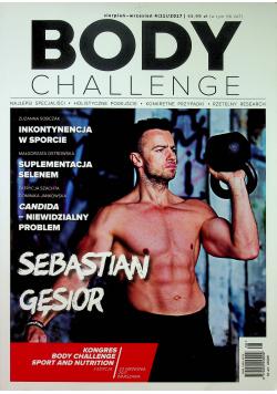 Body challenge 2017 nr 11