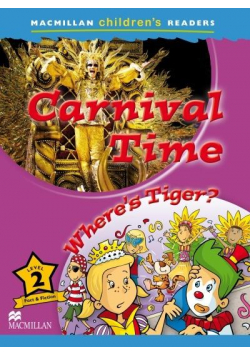 Children's: Carnival Time 2 Where's Tiger?