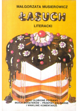 Łasuch literacki