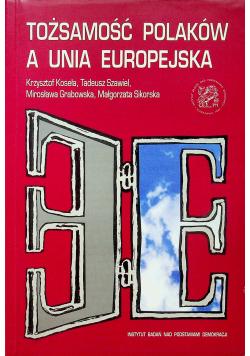 Tożsamość Polaków a Unia Europejska